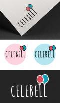 Logo # 1022532 voor Logo voor Celebell  Celebrate Well  Jong en hip bedrijf voor babyshowers en kinderfeesten met een ecologisch randje wedstrijd