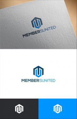 Logo design # 1125092 for MembersUnited contest