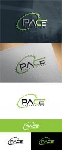 Logo # 1122335 voor logo for talent development tool  PACE  powered by 1406  wedstrijd