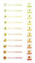 Logo design # 1097258 for WebshopChecker nl Widget contest