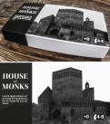 Logo # 402852 voor House of Monks, board gamers,  logo design wedstrijd