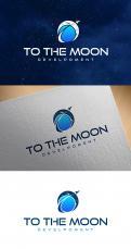 Logo design # 1230695 for Company logo  To The Moon Development contest