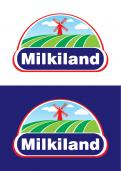 Logo # 326646 voor Redesign of the logo Milkiland. See the logo www.milkiland.nl wedstrijd