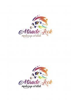 Logo  # 1094282 für junge Makeup Artistin benotigt kreatives Logo fur self branding Wettbewerb