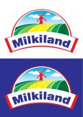 Logo # 326863 voor Redesign of the logo Milkiland. See the logo www.milkiland.nl wedstrijd