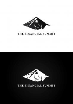 Logo design # 1058405 for The Financial Summit   logo with Summit and Bull contest