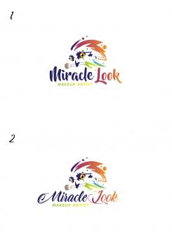 Logo  # 1093118 für junge Makeup Artistin benotigt kreatives Logo fur self branding Wettbewerb