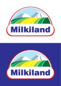 Logo # 326493 voor Redesign of the logo Milkiland. See the logo www.milkiland.nl wedstrijd