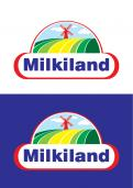 Logo # 326495 voor Redesign of the logo Milkiland. See the logo www.milkiland.nl wedstrijd
