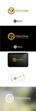 Logo # 377559 voor  Ontwerp een logo dat vitaliteit en energie uitstraalt voor een orthomoleculaire voedings- en lijfstijlpraktijk wedstrijd