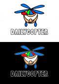 Logo # 300038 voor Logo + Mascotte voor Dailycopter wedstrijd