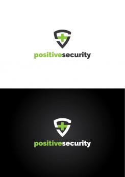 Logo design # 604606 for Logo for a security group named positivesecurity contest