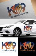 Logo design # 1207632 for Design an unic logo for my company   Kuipers K9    specialized in dogtraining contest