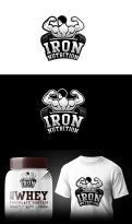Logo # 1239065 voor Iron Nutrition wedstrijd