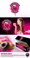 Logo # 1231655 voor Ontwerp een kleurrijk logo voor een donut store wedstrijd