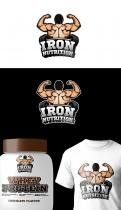 Logo design # 1239784 for Iron nutrition contest