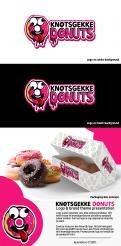 Logo # 1230469 voor Ontwerp een kleurrijk logo voor een donut store wedstrijd