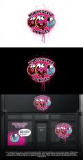 Logo # 1231974 voor Ontwerp een kleurrijk logo voor een donut store wedstrijd