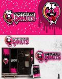 Logo # 1230688 voor Ontwerp een kleurrijk logo voor een donut store wedstrijd