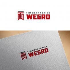 Logo design # 1239933 for Logo for 'Timmerfabriek Wegro' contest