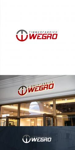 Logo design # 1239935 for Logo for 'Timmerfabriek Wegro' contest
