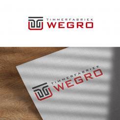 Logo design # 1240739 for Logo for 'Timmerfabriek Wegro' contest