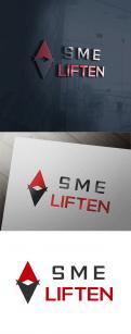 Logo # 1076321 voor Ontwerp een fris  eenvoudig en modern logo voor ons liftenbedrijf SME Liften wedstrijd