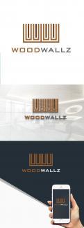 Logo # 1151762 voor modern logo voor houten wandpanelen wedstrijd