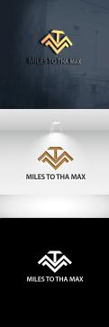 Logo design # 1181676 for Miles to tha MAX! contest