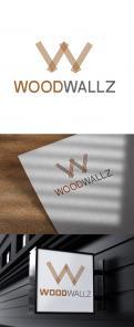 Logo # 1151888 voor modern logo voor houten wandpanelen wedstrijd