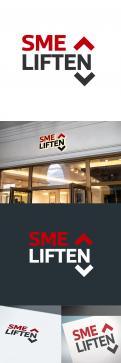 Logo # 1076249 voor Ontwerp een fris  eenvoudig en modern logo voor ons liftenbedrijf SME Liften wedstrijd