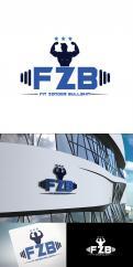 Logo # 1099627 voor Een niet te serieus  Fit zonder Bullshit  logo wedstrijd