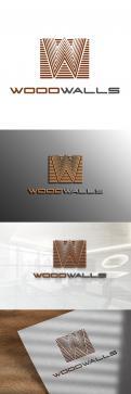 Logo # 1152298 voor modern logo voor houten wandpanelen wedstrijd