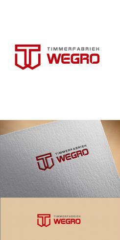 Logo design # 1240077 for Logo for 'Timmerfabriek Wegro' contest