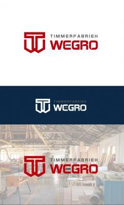 Logo design # 1240078 for Logo for 'Timmerfabriek Wegro' contest