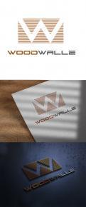 Logo # 1151805 voor modern logo voor houten wandpanelen wedstrijd