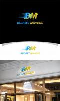 Logo # 1017412 voor Budget Movers wedstrijd