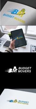 Logo # 1017414 voor Budget Movers wedstrijd