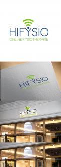 Logo # 1102287 voor Logo voor Hifysio  online fysiotherapie wedstrijd
