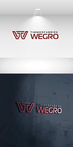 Logo design # 1239930 for Logo for 'Timmerfabriek Wegro' contest