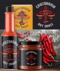 Logo # 1136255 voor CRUZBARRIO Fermented Hotsauce wedstrijd