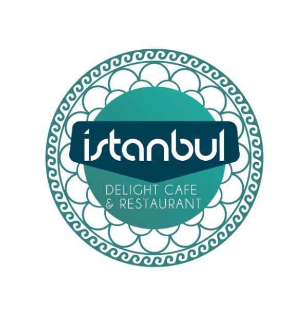 Designs by Laura Roman - Logo for a modern Turkish cafe & restaurant