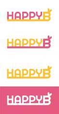 Logo # 1139075 voor happyB wedstrijd
