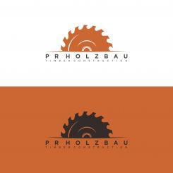 Logo  # 1163409 für Logo fur das Holzbauunternehmen  PR Holzbau GmbH  Wettbewerb