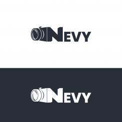Logo # 1238568 voor Logo voor kwalitatief   luxe fotocamera statieven merk Nevy wedstrijd
