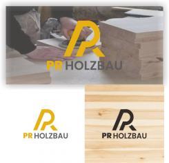 Logo  # 1161364 für Logo fur das Holzbauunternehmen  PR Holzbau GmbH  Wettbewerb