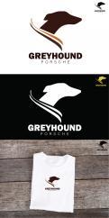 Logo # 1132800 voor Ik bouw Porsche rallyauto's en wil daarvoor een logo ontwerpen onder de naam GREYHOUNDPORSCHE wedstrijd