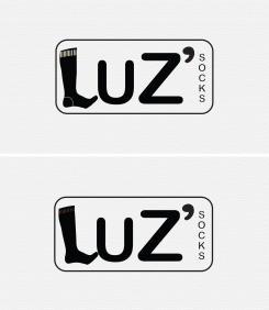 Logo design # 1153651 for Luz' socks contest