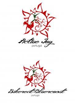 Logo design # 922684 for Design a unique and sporty image logo for our 2 business parts contest
