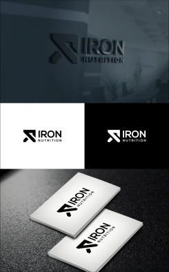Logo design # 1240182 for Iron nutrition contest
